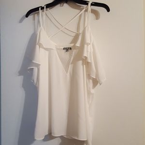 XOXO Dressy Top